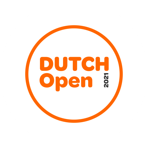 officieel logo Yonex Dutch Open 2021