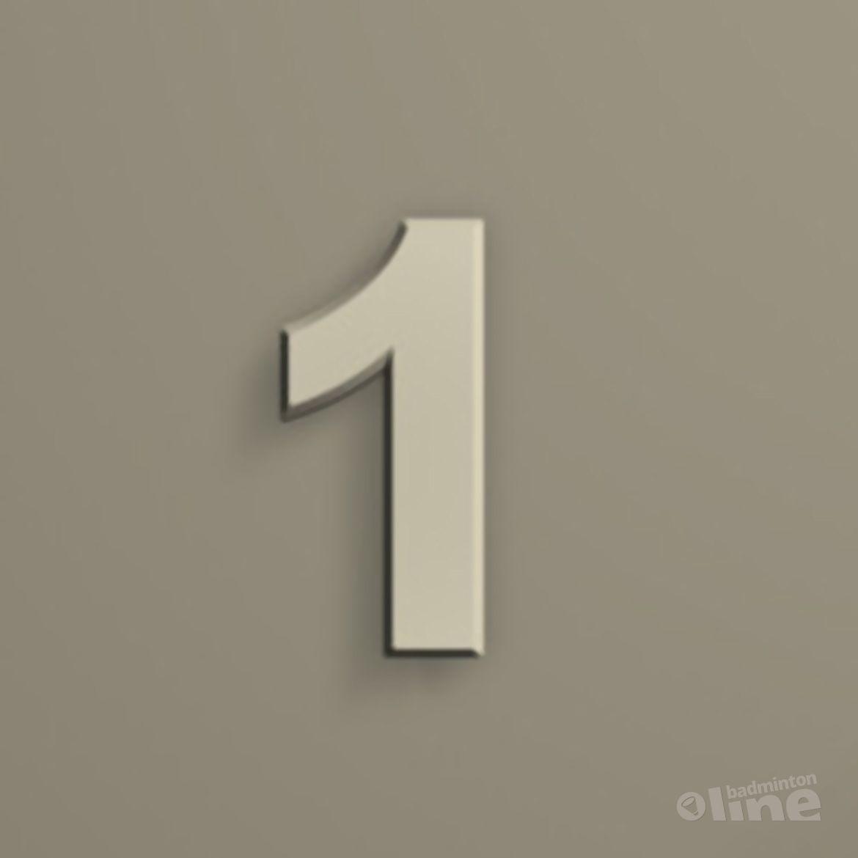 Nummer 1 maakt zich op voor eerste confrontatie met Roosterse