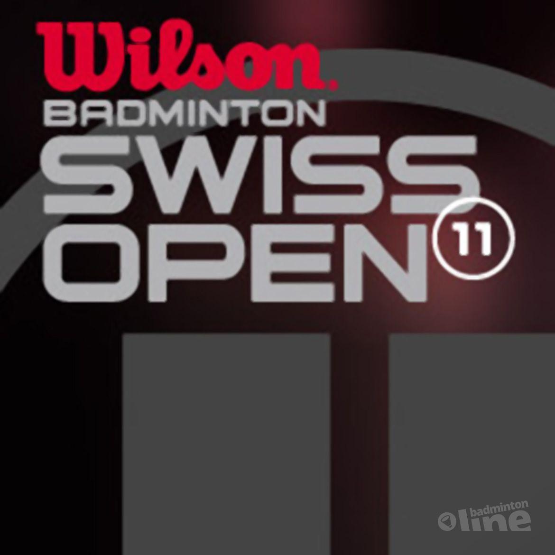 Morgen de Wilson Swiss Open 2011