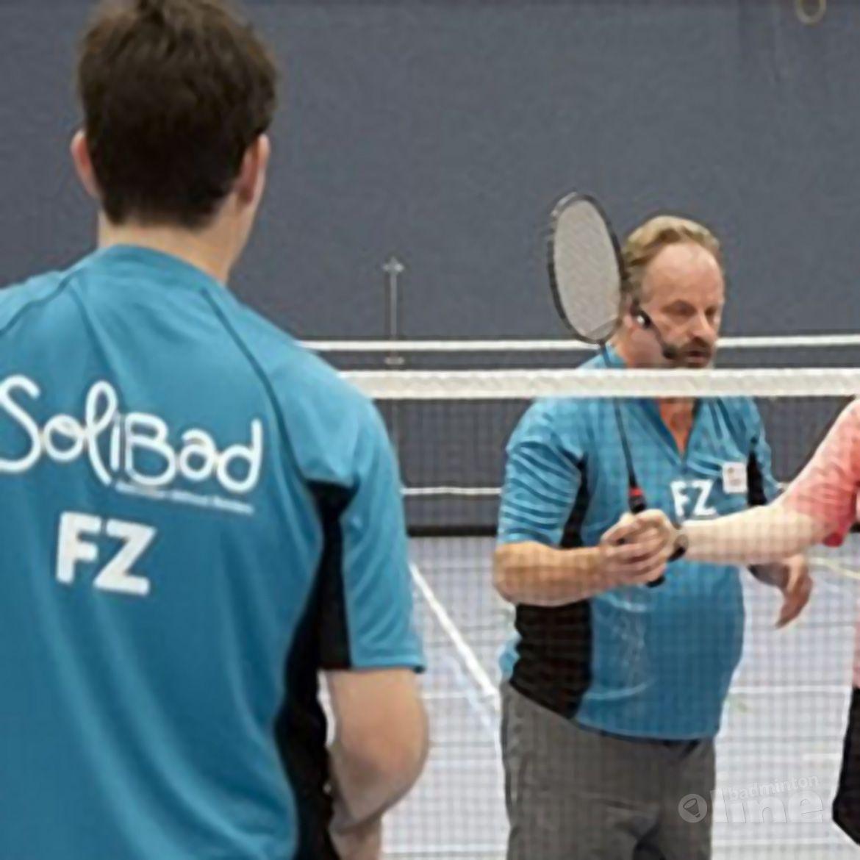 Daniëls aangesteld als ambassador coach bij Solibad