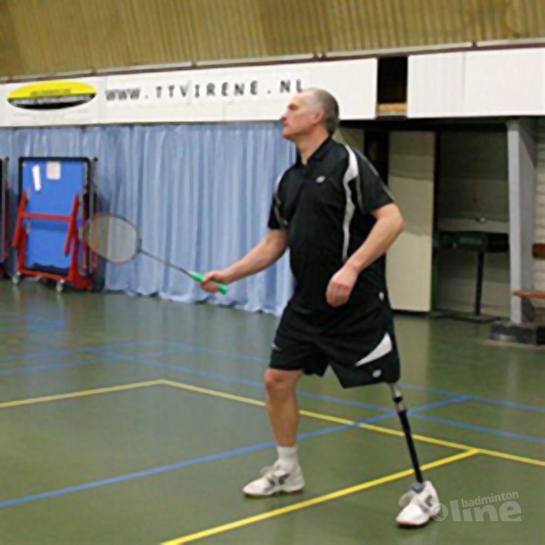 NK Aangepast badminton op 9 en 10 april