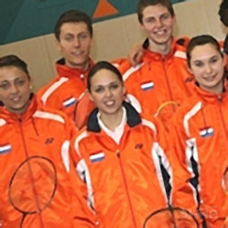 Oranje naar EJK in Finland