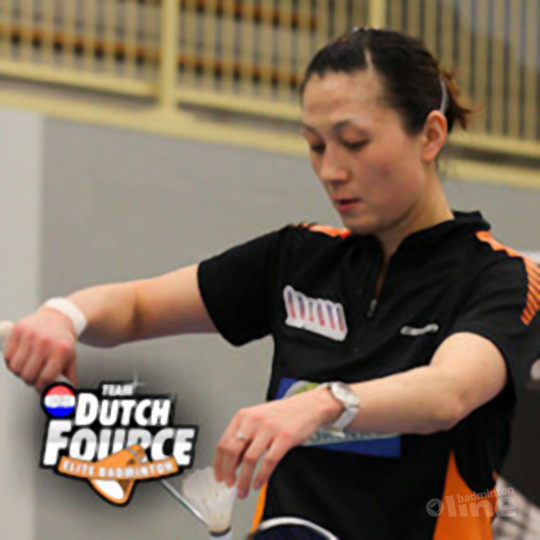 Yao Jie in kwartfinale Sunrise India Open SuperSeries