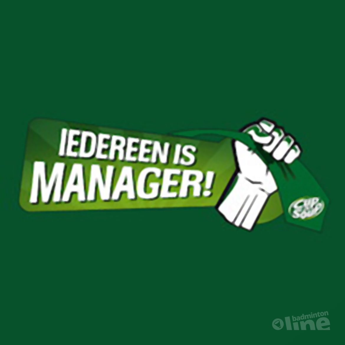 Vier uur cup-a-soup: Guido Veenstra is géén micromanager!