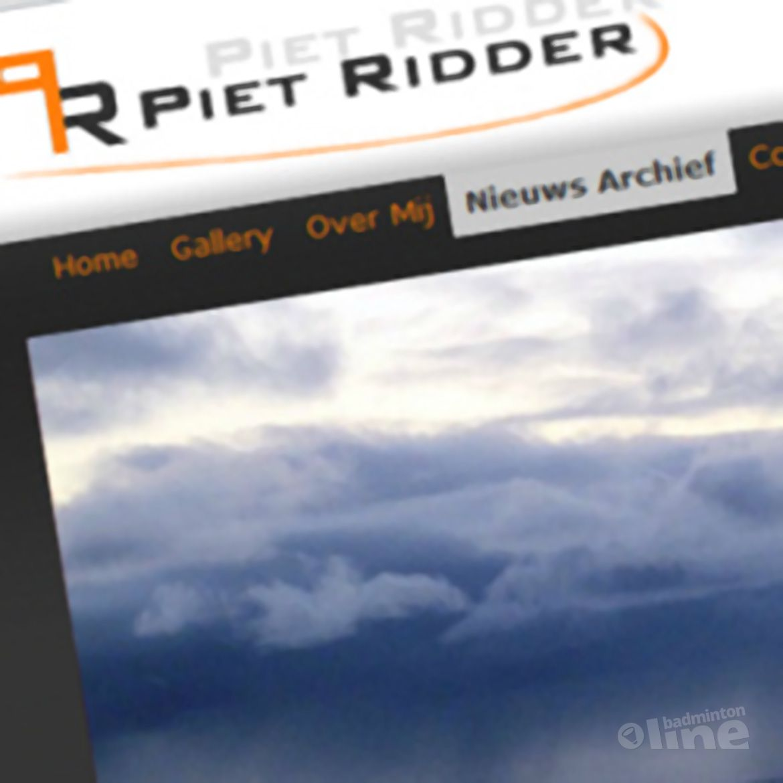 Blogger Piet Ridder hangt muis aan de wilgen
