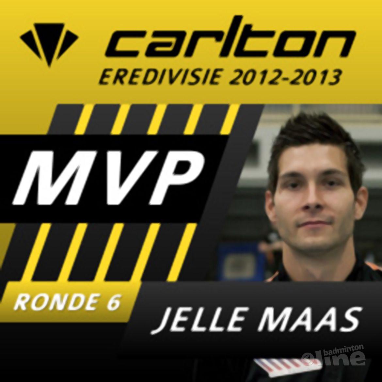 Wordt de Beer uit Dongen de MVP van de Carlton Eredivisie 2012-2013?