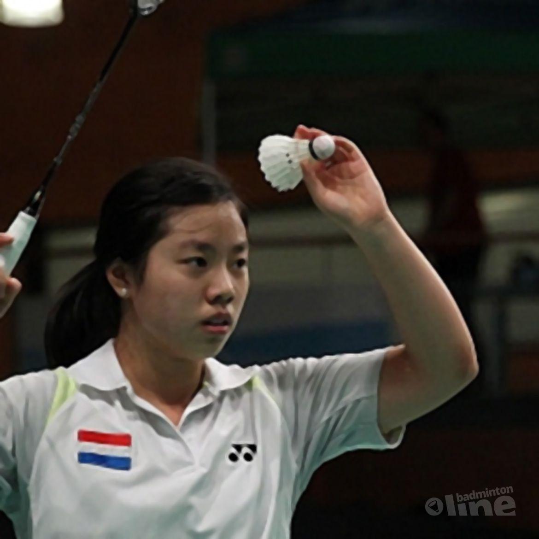 Jie, Stolzenbach en Meulendijks door op Yonex Dutch Open badminton