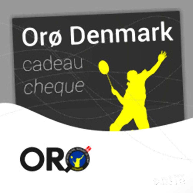 Scoor een OroDenmark cadeaucheque!