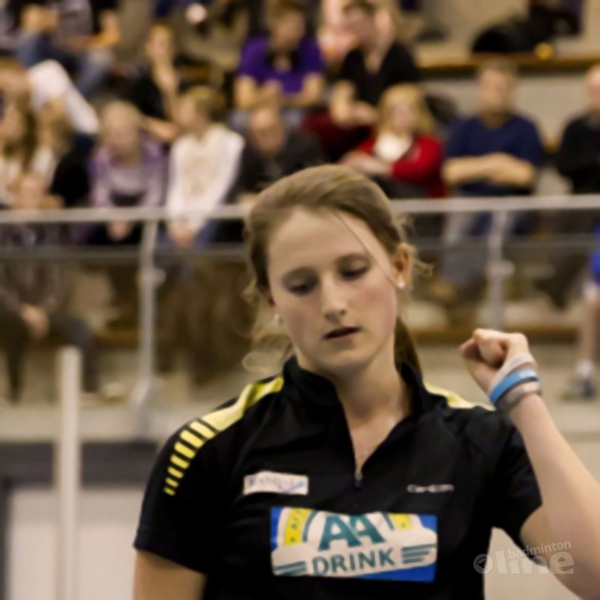 Kirsten van der Valk: 'Competitie en Carlton International Youth Tournament'