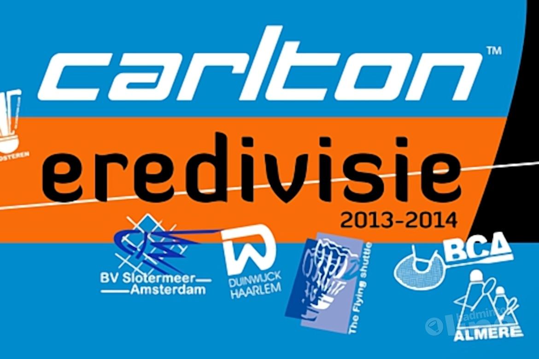 Geslaagde Kick Off Carlton Eredivisie 2013-2014