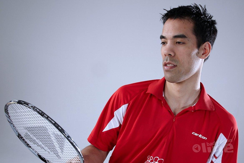 Eric Pang naar kwartfinale Yonex Belgian International