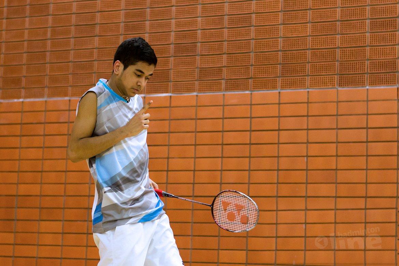 Justin Teeuwen uitgeschakeld in kwalificatie Portuguese International Championships