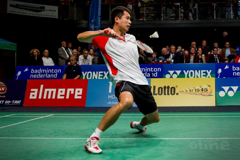 Nan Wei wint Hongkongs onderonsje