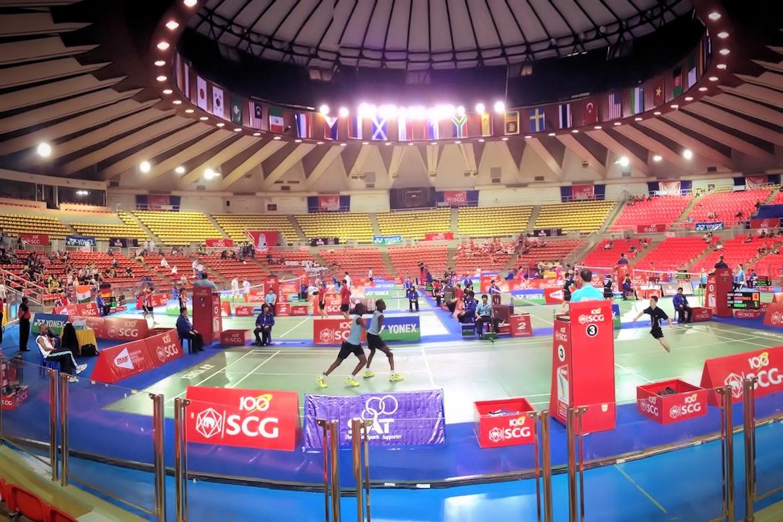 Caljouw en Chen naar derde ronde op Wereld Jeugd Kampioenschappen