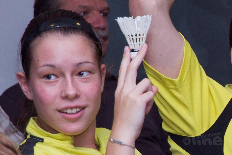 Derde plaats Polish Open 2015 voor Cheryl Seinen