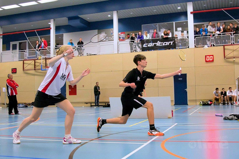 Badmintonschool Barendrecht ook op RSK aanwezig en RJC Delft