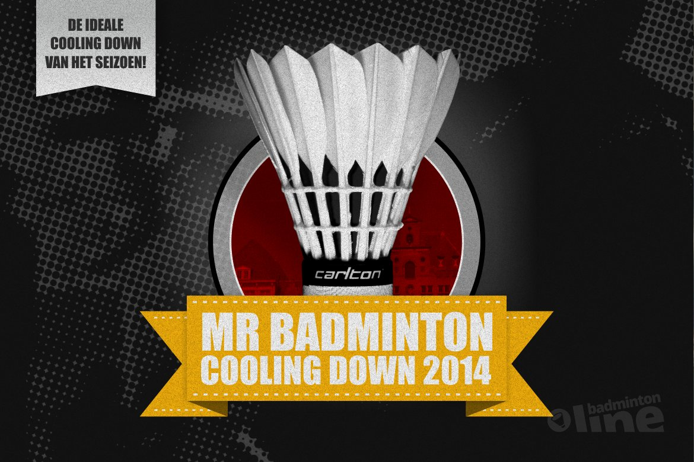 Cooling Down van toernooiseizoen in Bergen op Zoom!