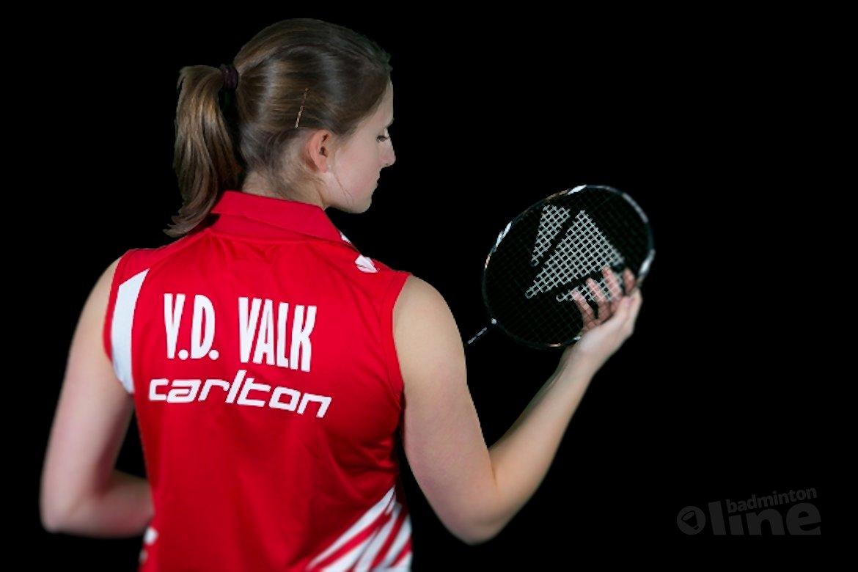 Kirsten van der Valk vertelt over haar Master-titel in Almere
