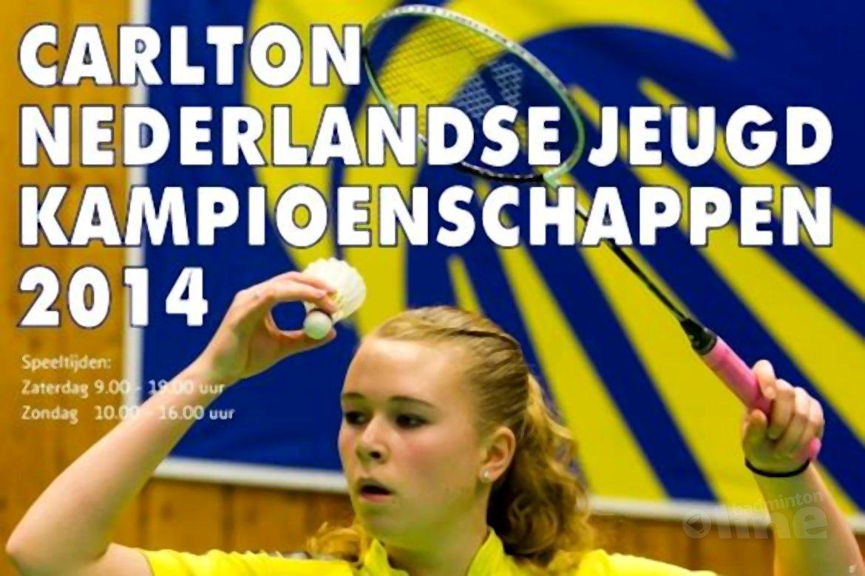 Carlton Nederlandse Jeugd Kampioenschappen 2014
