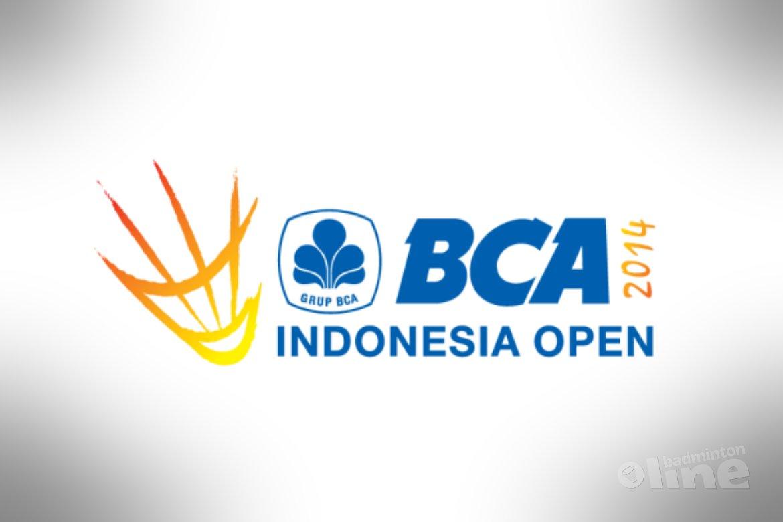 Indonesië Open: Schouderblessure Jacco Arends nekt halve finaleplaats Arends en Piek