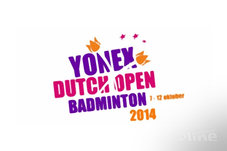Nederlandse winstkansen en Indonesische toppers bij Yonex Dutch Open