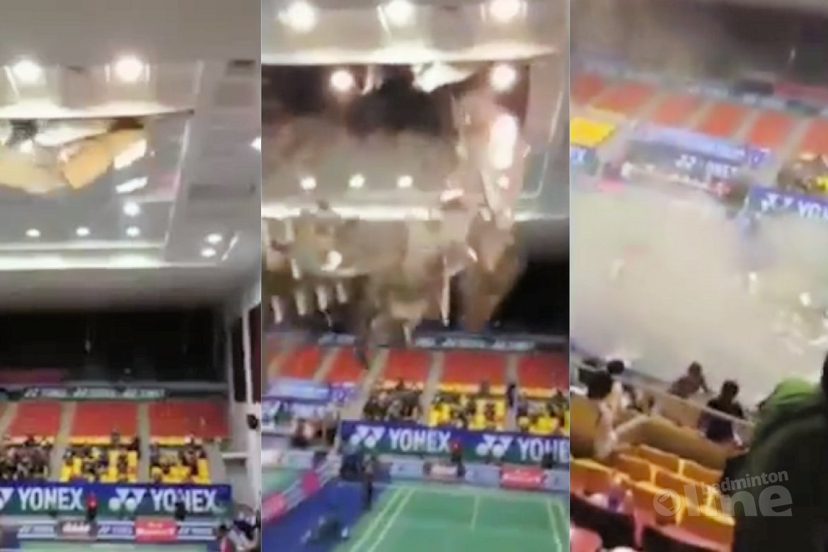 Yonex-Sunrise Vietnam Open back on track after roof collapse