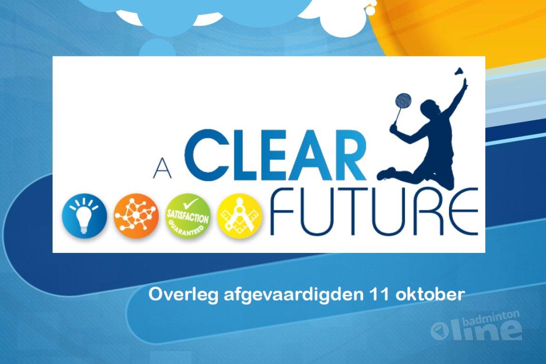A Clear Future: nieuwe koers Badminton Nederland