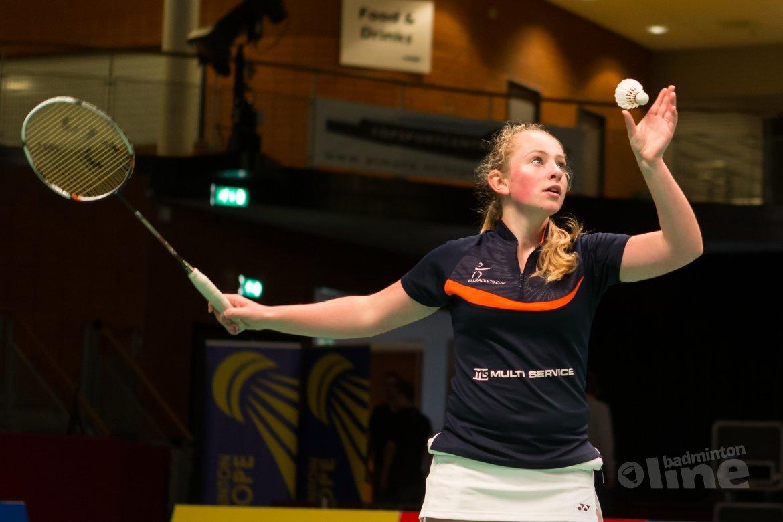 Nederlandse Jeugdkampioenschappen Badminton 2019 in Wijk bij Duurstede