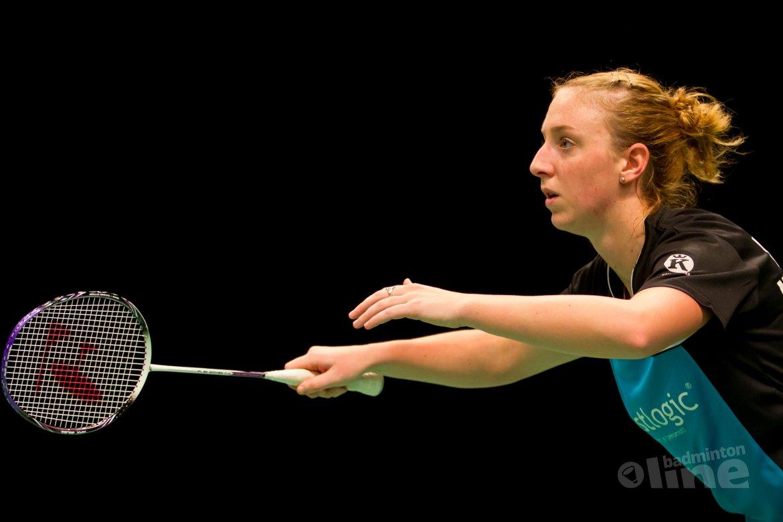 Mager resultaat Nederlanders op Yonex German Open
