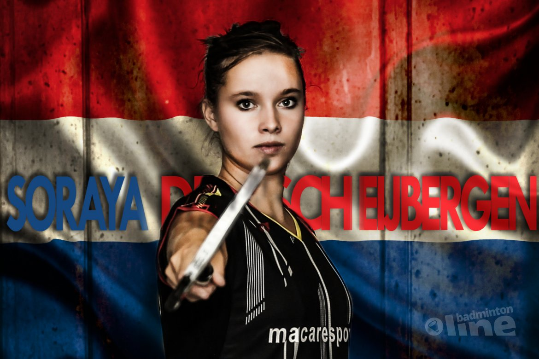 Soraya de Visch Eijbergen: Het ultieme gevoel, daarom hou ik zoveel van badminton!