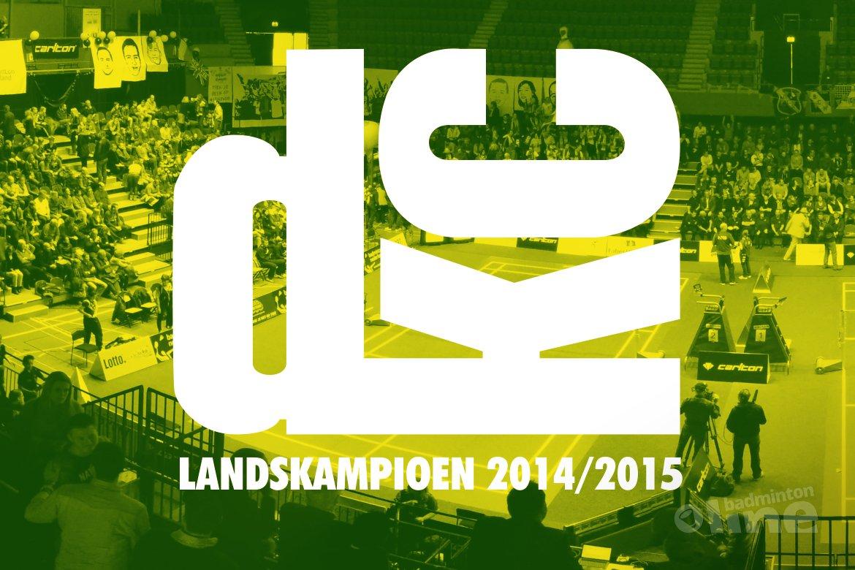 Badmintonfeest in Den Bosch: Haagse DKC landskampioen Carlton Eredivisie