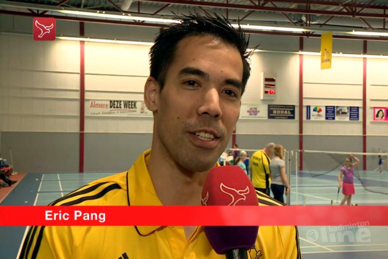 Almere niet verrast door vertrek Eric Pang naar China