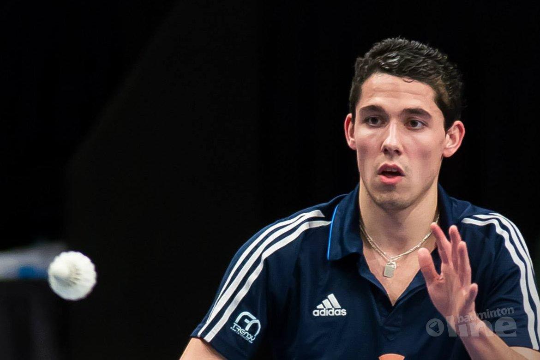 Finnish Open: Erik Meijs net niet in kwartfinale