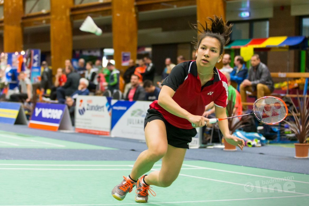 Lianne Tan en Maxime Moreels sneuvelen in tweede ronde Bulgaars Internationaal badminton