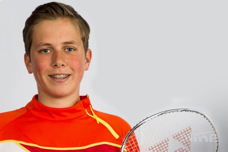 Badmintonner Brian Wassink ziet OS 2028 als ultieme doel