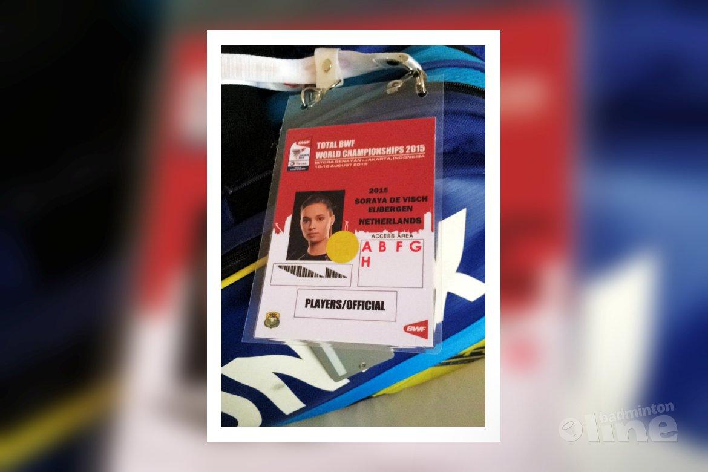 Soraya de Visch Eijbergen reflects on her first World Championships