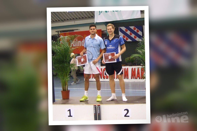 Nick Fransman pakt vierde titel op rij in Gorredijk
