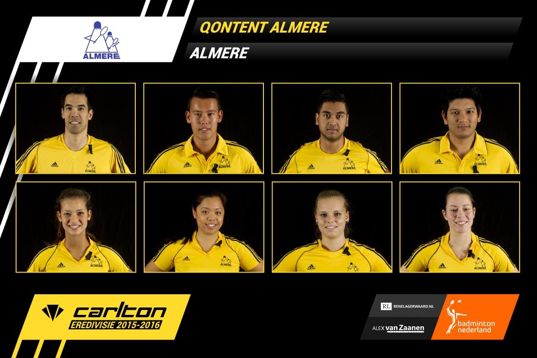 Zaterdag 31 oktober 2015: Almere ontvangt Duinwijck