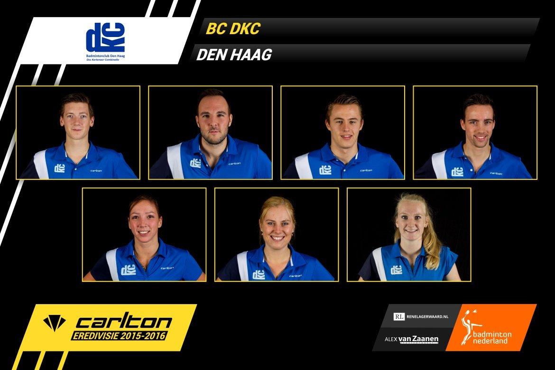 DKC treft Almere in halve finale play-offs