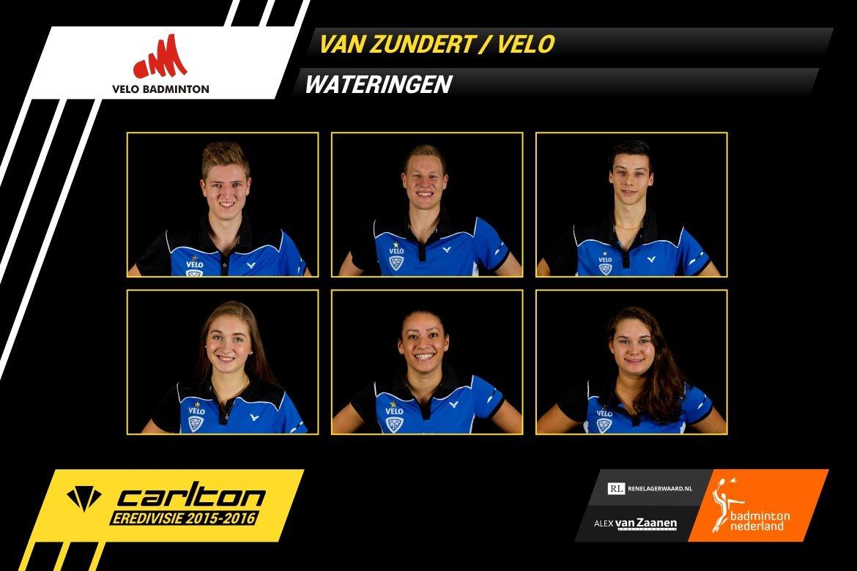 VELO vol vertrouwen naar Haarlem na winst in eerste play-off wedstrijd