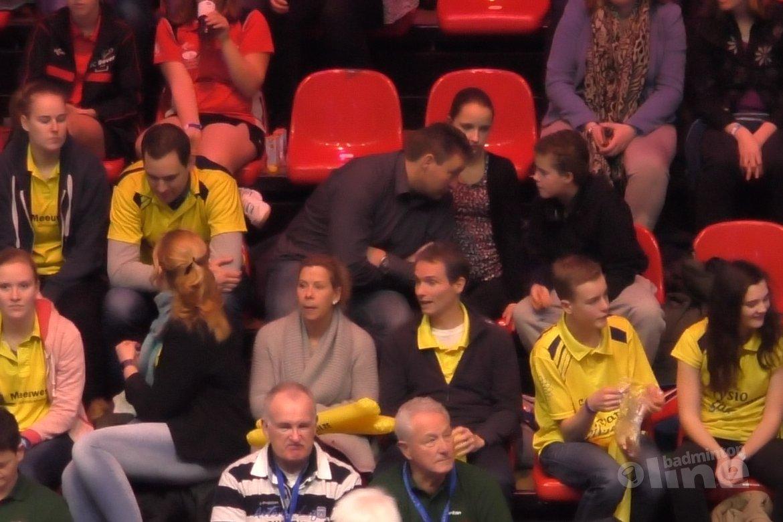 Verloren badmintonfinale voelt als mokerslag