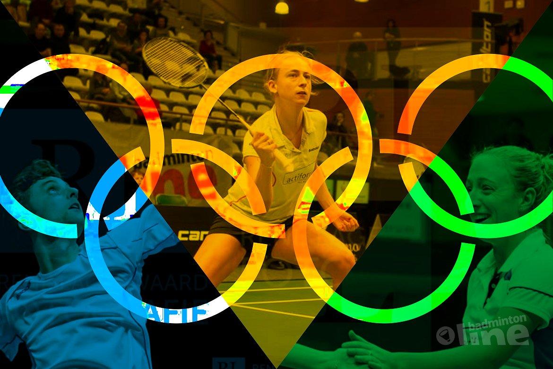 Jacco Arends, Eefje Muskens en Selena Piek definitief naar de Olympische Spelen van Rio 2016