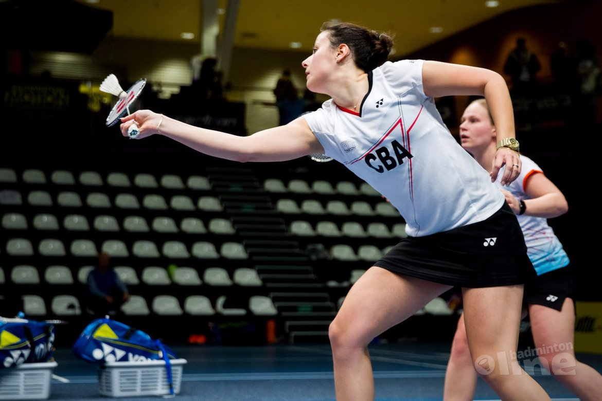 Samantha Cuntapay leaves the Dutch national team, off to Switserland?