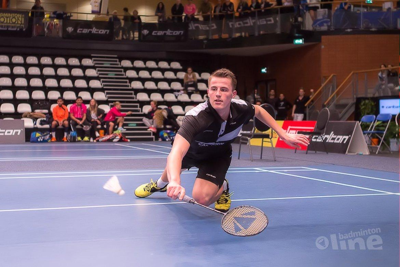 Nederlanders uitgespeeld in Wenen bij Austrian Open 2016