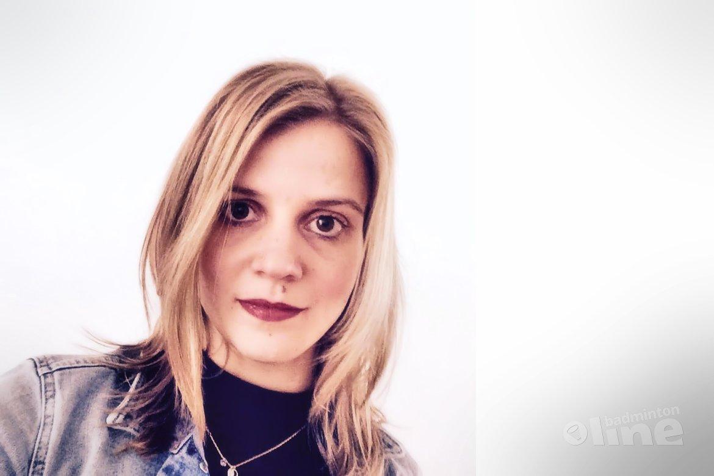 Badmintonster Ilse Vaessen uitgeschakeld met kuitblessure