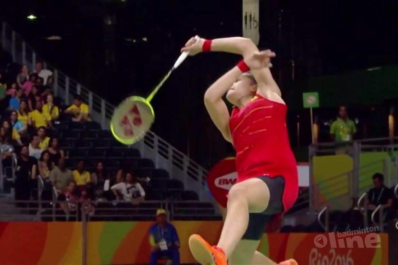Spaanse Marin zorgt voor eerste niet-Aziatische badmintongoud bij vrouwen