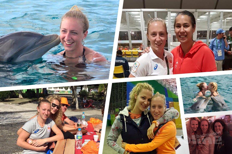 Eefje Muskens: De Olympische Spelen!