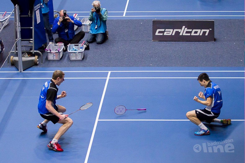 Drie finales voor Jim Middelburg en Alex Vlaar tijdens AMOR-master