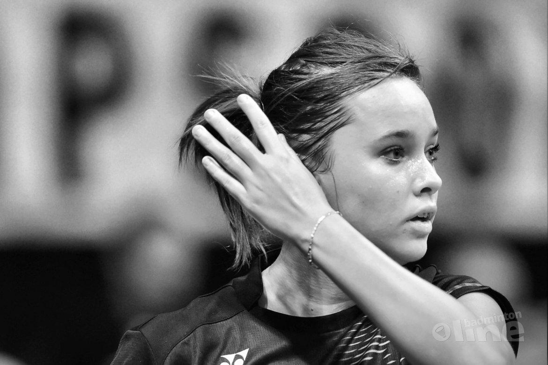Soraya de Visch Eijbergen trekt zich terug uit Yonex Dutch Open 2016