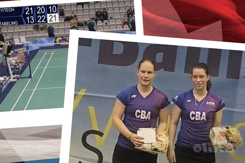 Cheryl Seinen en Iris Tabeling winnen Swiss International 2016